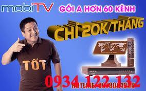 kênh gói A truyền hình MOBITV
