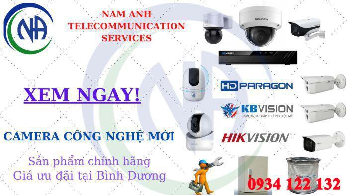 lắp camera wifi tại Định Quán