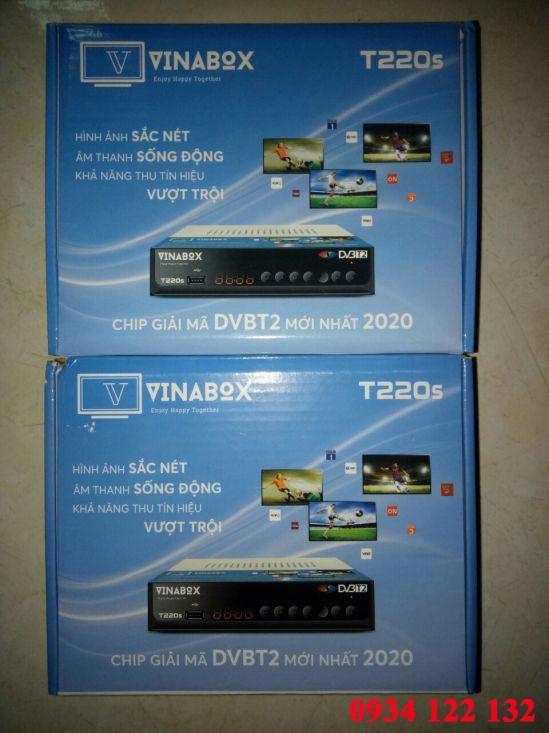 Đầu DVB-T2 Vinabox