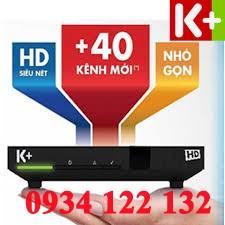 đầu thu k+ HD